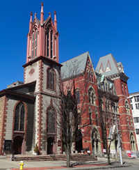 2-Saints Church in Rochester, NY